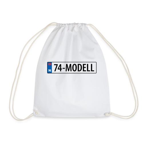 74-modell kjennemerke - Gymbag