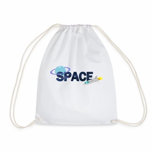 Space, by SBDesigns - Sac de sport léger