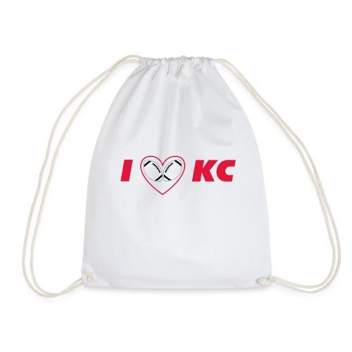 I love KC - Turnbeutel