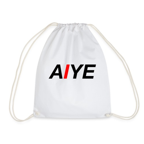 AIYE Basic Logo - Gymtas