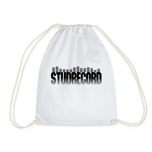 StudRecord (Logo Noir) - Sac de sport léger