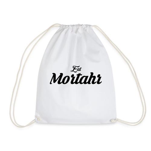 EatMortahr - Drawstring Bag