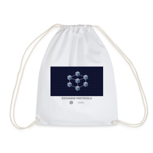 Cryptocurrency Exchange Protocols - Drawstring Bag