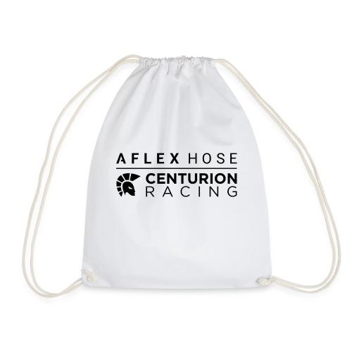 Aflex Hose Centurion Racing Logo - Drawstring Bag