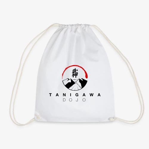 Tanigawa dojo - Drawstring Bag