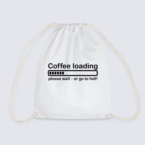 Coffee loading - Turnbeutel