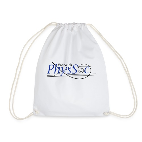 Official Warwick PhysSoc T Shirt - Drawstring Bag