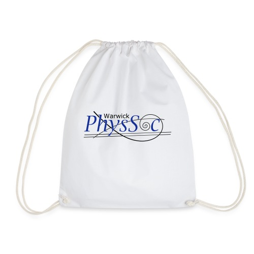Official Warwick PhysSoc T Shirt - Drawstring Bag