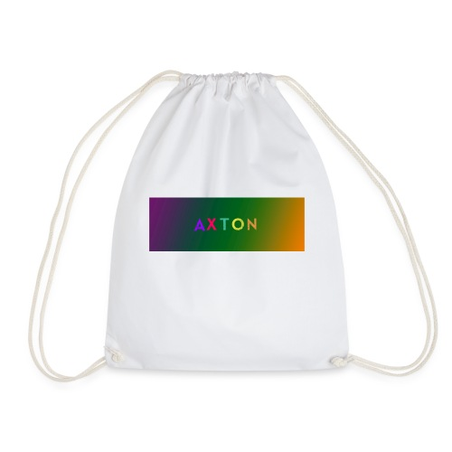 Axton tie dye - Sportstaske