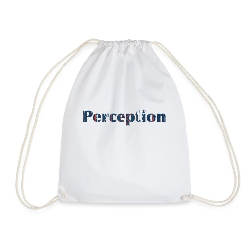 Perception - Drawstring Bag