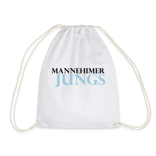 mannheimer jungs - Turnbeutel