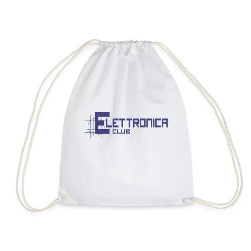 Felpa Elettronica Club - Sacca sportiva