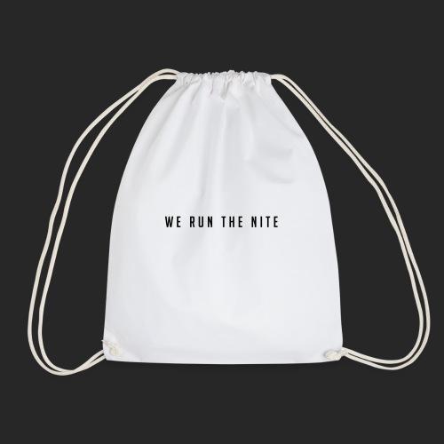 WE_RUN_THE_NITE - Sportstaske