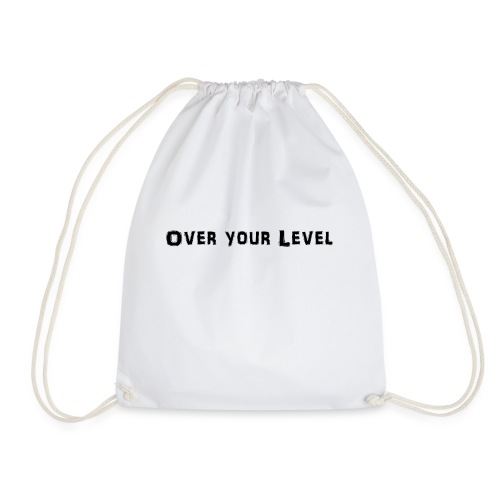 LOGO Over Your Level - Turnbeutel