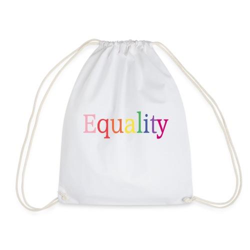 Equality | Regenbogen | LGBT | Proud - Turnbeutel