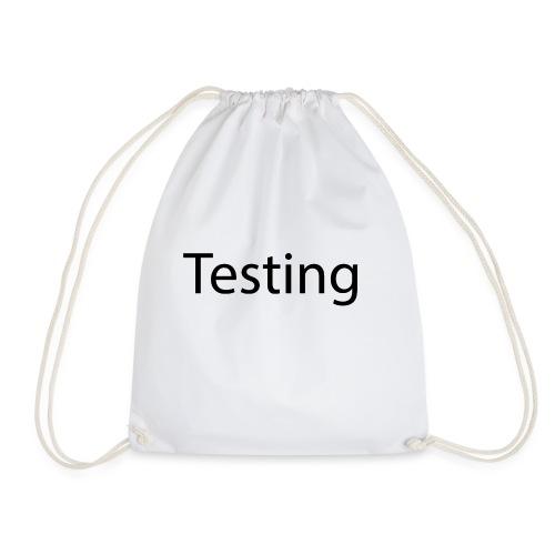 Testing - Sportstaske