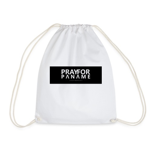 TEE-SHIRT HOMME - PRAY FOR PANAME - Sac de sport léger