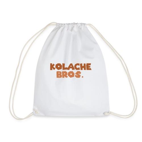 Kolache Bros. Logo Cap - Turnbeutel