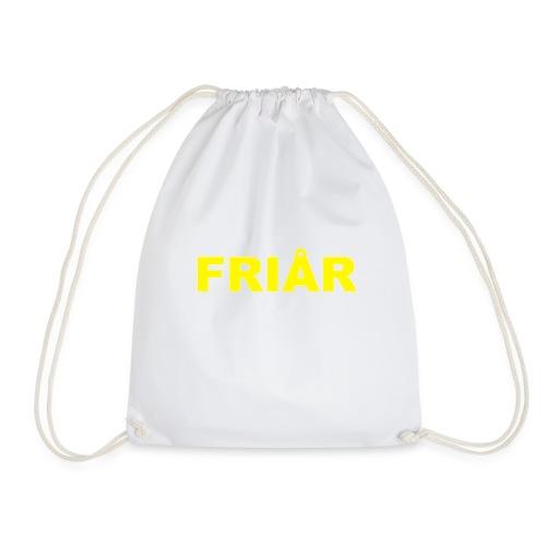 Logo drawstring backpack - Gymbag