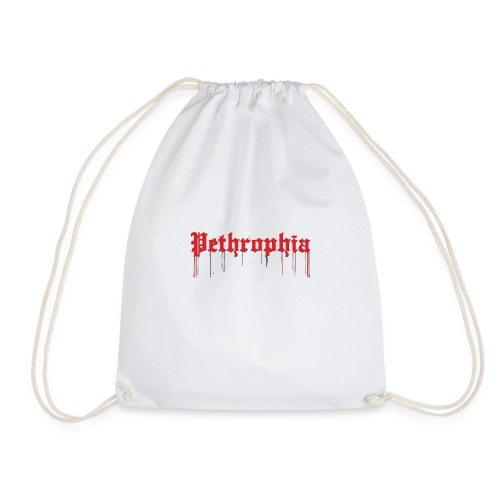 just_pethrophia - Drawstring Bag