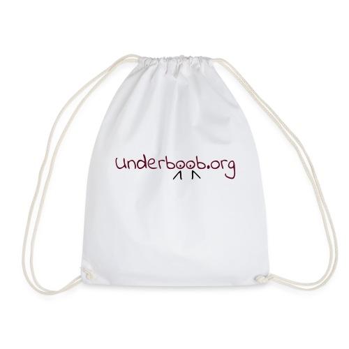 Underboob.org - Drawstring Bag