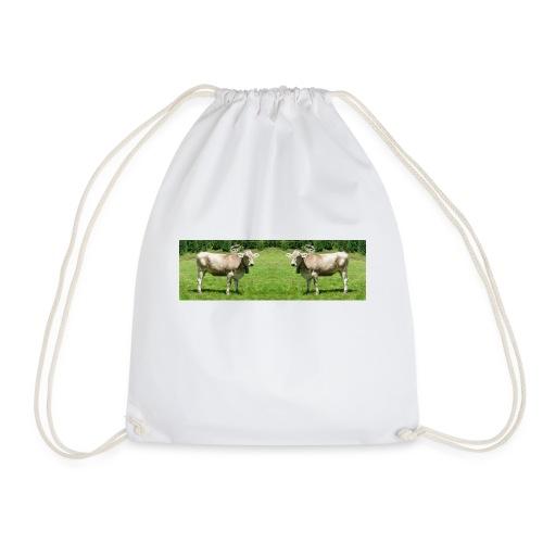 Lätzchen Kühe Muuuuuh - Turnbeutel
