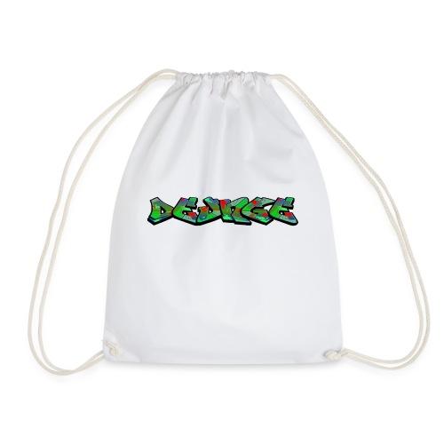 DE_UNGE_LOGO-png - Sportstaske