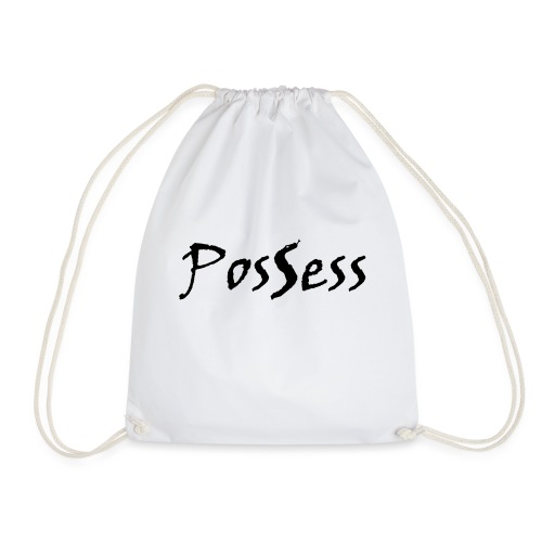 Possess Logo - Drawstring Bag