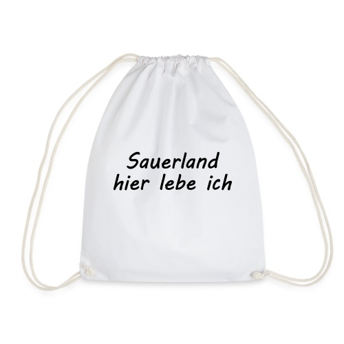 Sauerland - Turnbeutel