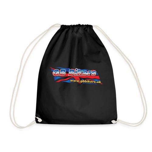 GB Bikers - Drawstring Bag