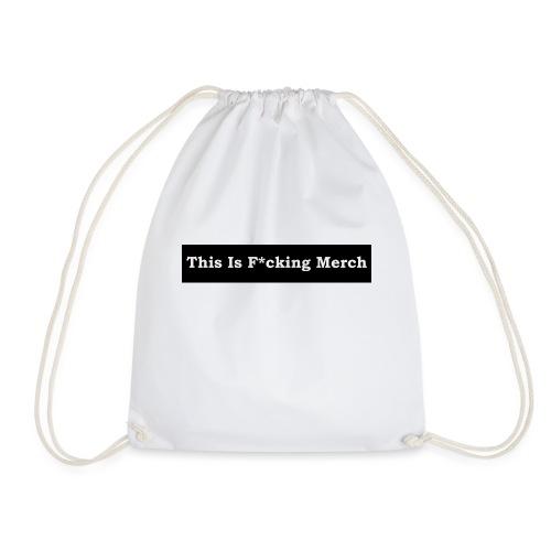 This is F*cking Merch - Sportstaske