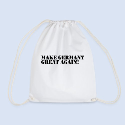 Make Germany Great Again - Donald Trump Design - Turnbeutel