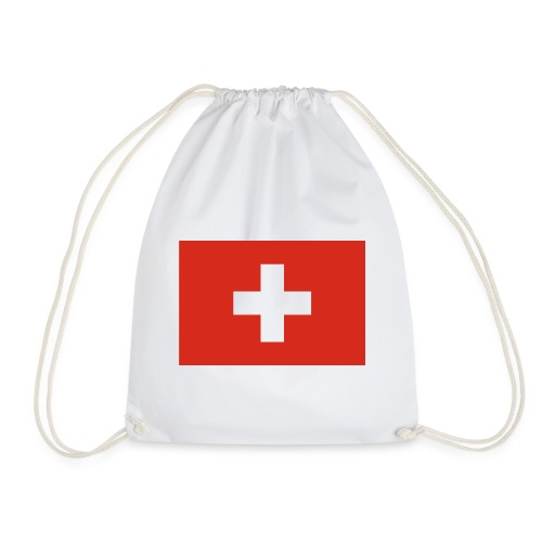 Bandera de Suiza - Mochila saco