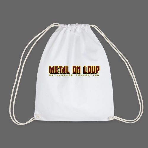MOL Letter Logo Randy - Drawstring Bag