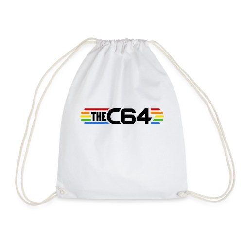 THEC64 Brand Light - Drawstring Bag