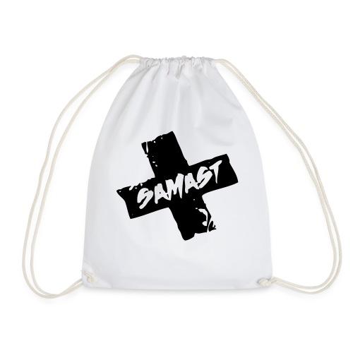 SAMAST Merchandise Bandlogo - Turnbeutel