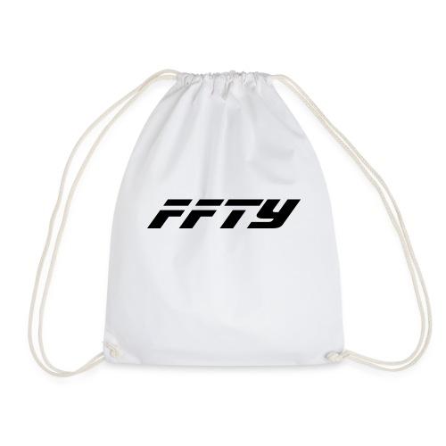 FFTY Schriftzug - Turnbeutel