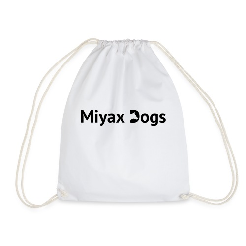 Miyax Logo - Drawstring Bag