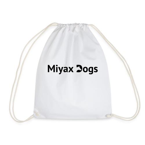 Miyax Logo - Drawstring Bag