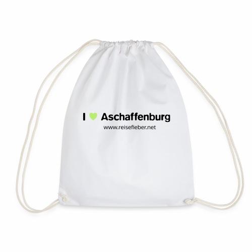 I love Aschaffenburg - Turnbeutel