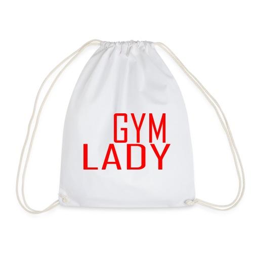 Gym Lady - Turnbeutel