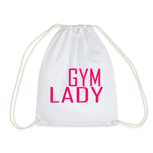 Gym Lady - Turnbeutel