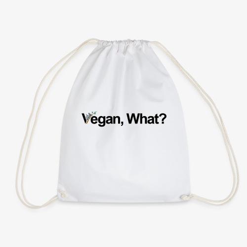 Vegan What? - Sac de sport léger