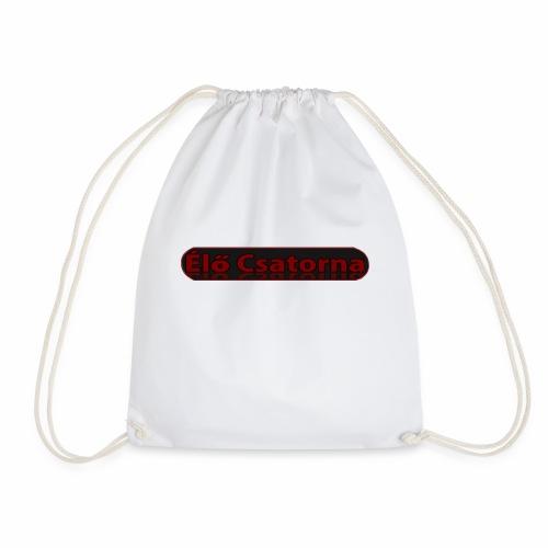 ÉlőCsatorna - Drawstring Bag