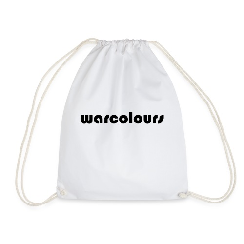warcolours logo - Drawstring Bag