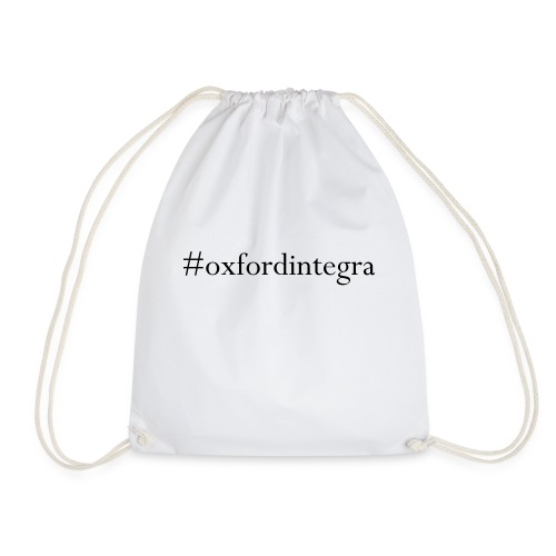 #oxfordintegra - Drawstring Bag