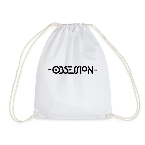 Obsession Logo - Drawstring Bag
