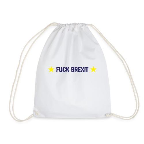 F*ck Brexit - Drawstring Bag