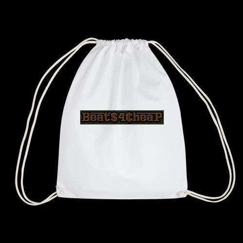 beats4cheap camo patt - Drawstring Bag