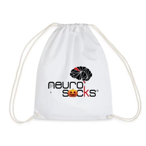 NeuroSocks - Halloween Logo - Turnbeutel